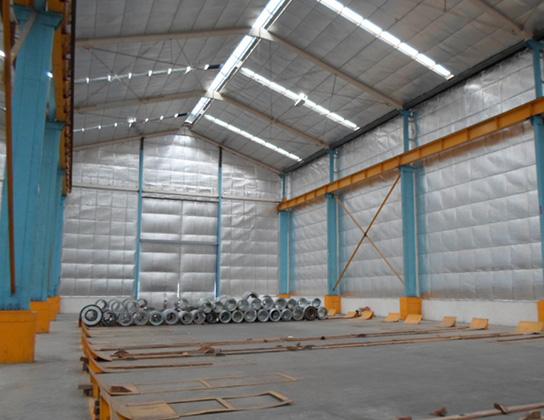 Aislante t rmico para techos - Aislante de calor para techos ...