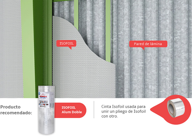 Aislante t rmico para paredes - Mejor aislante termico para paredes ...